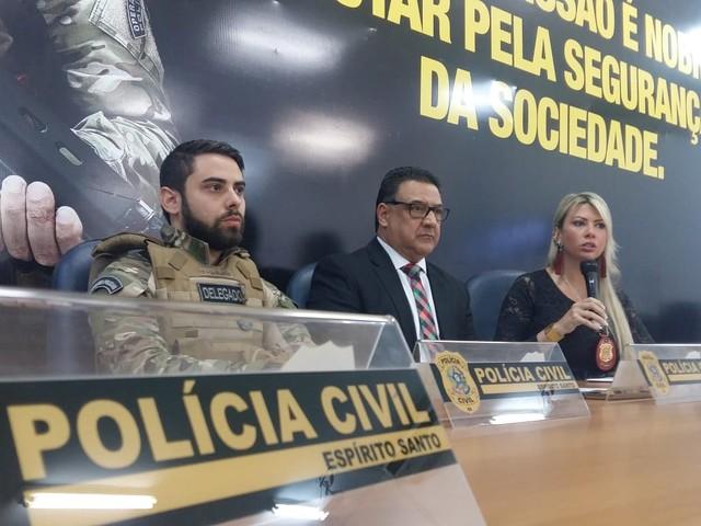 Delegado Geral De Polícia Civil Comenta Resultado Positivo