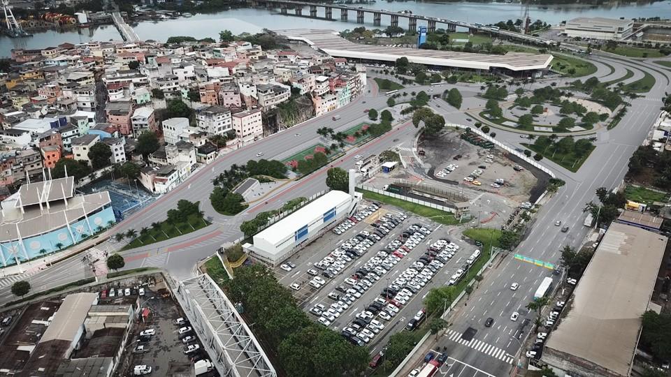 Casagrande autoriza início das obras do Porto do Príncipe